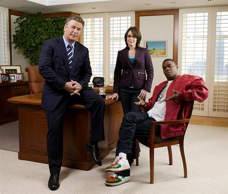 The cast of NBC's ''30 Rock'' in an undated image courtesy of the network. REUTERS/Handout