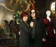 <p>Sharon e Ozzy Osbourne. REUTERS</p>