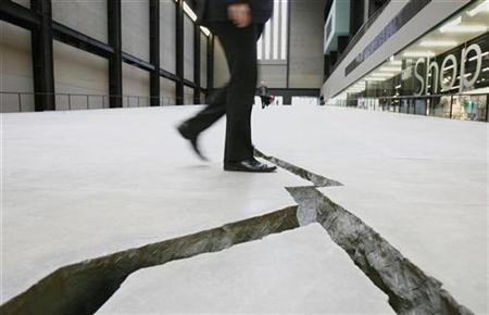 Tate Modern Uses Cash Injection For Glass Extension Reuters