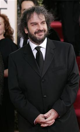 Director Peter Jackson arrives at the 63rd Annual Golden Globe Awards in Beverly Hills, California January 16, 2006. REUTERS/Mario Anzuoni