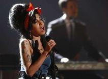<p>Amy Winehouse. REUTERS/Michael Dalder</p>