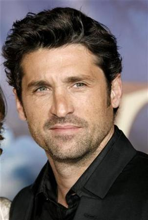 Cast member Patrick Dempsey poses at the premiere of the film ''Enchanted'' in Hollywood, California, Nov. 17, 2007. Dempsey, a.k.a. ''Dr. McDreamy'' in television drama ''Grey's Anatomy,'' was named as People magazine's ''Star Of The Year'' on Thursday after a stellar year, off and on screen. REUTERS/Fred Prouser