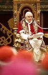 <p>Papa Benedetto XVI. REUTERS/Danilo Schiavella/Pool</p>