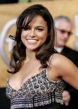 <p>Michelle Rodriguez in una foto d'archivio. REUTERS/Mario Anzuoni/Files (UNITED STATES)</p>