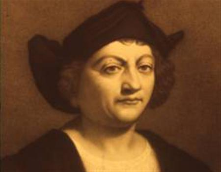 Christopher Columbus in an undated image. New genetic evidence supports the theory that Columbus brought syphilis to Europe from the New World, U.S. researchers said on Monday, reviving a centuries-old debate about the origins of the disease. REUTERS/U.S. Library of Congress/Handout