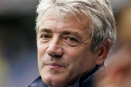 Kevin Keegan, newly appointed manager of Newcastle United, is pictured in this file photo, September 25, 2004.NO ONLINE/INTERNET USAGE WITHOUT FAPL LICENCE. FOR DETAILS SEE WWW.FAPLWEB.COM REUTERS/Ian Hodgson REUTERS/Ian Hodgson/FAPL