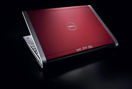 An XPS 11330 Dell notebook in an undated photo. Dell and Microsoft are teaming up to release a Product Red computer, donating up to $80 for every one sold to fund AIDS-fighting drugs in Africa. REUTERS/Handout