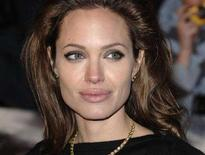 <p>L'attrice statunitense Angelina Jolie. REUTERS/Anthony Harvey (BRITAIN)</p>