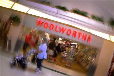 A Woolworths store is seen in a handout photo. REUTERS/Woolworths/Handout