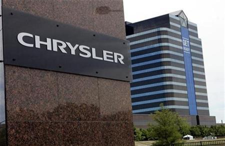 chrysler and plastech reach interim deal reuters. Black Bedroom Furniture Sets. Home Design Ideas