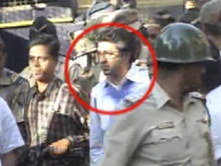 Maharashtra Navnirman Sena(MNS) chief Raj Thackeray is seen in this television video grab February 13, 2008. REUTERS/TimesNow