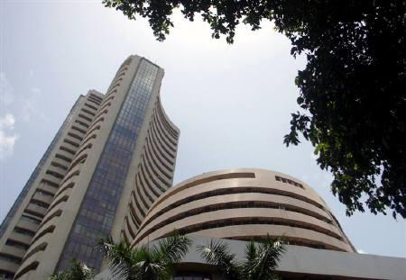 The Bombay Stock Exchange (BSE) building is seen in this file photo. REUTERS/Punit Paranjpe