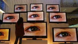 <p>Tv arabe assicurano che codice condotta non le azzittirà. REUTERS/Hannibal Hanschke</p>