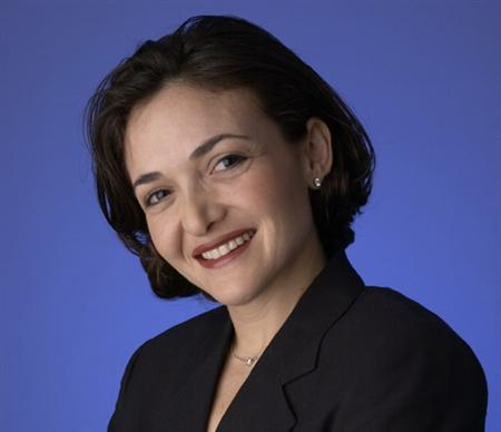 Google's global sales head Sheryl Sandberg in an undated photo. Facebook said on Tuesday it had named Sandberg as the social networking site's new chief operations officer, accelerating a decline in Google shares to year lows. REUTERS/Google Inc/Handout