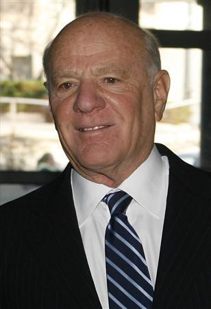 Barry Diller, chairman and chief executive officer of IAC, enters the courthouse to testify at the Chancery court in Wilmington, Delaware March 13, 2008. REUTERS/Tim Shaffer