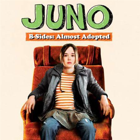 The cover of ''Juno B-Sides: Almost Adopted Songs'' is seen in an undated handout photo. Two months after the soundtrack to the pregnant-teen comedy ''Juno'' hit No. 1 on the U.S. album charts, a second volume is being prepared for digital-only release. REUTERS/Rhino Records/Handout