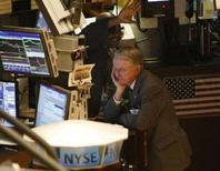 <p>Trader a Wall Street. REUTERS/Brendan McDermid</p>