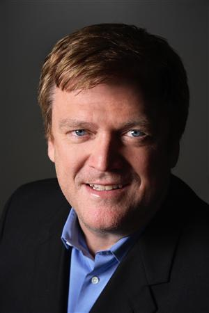 Overstock.com chief executive Patrick Byrne poses in an undated handout photo. REUTERS/Overstock.com/Handout