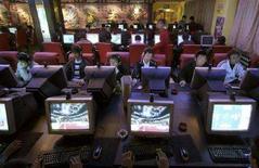 <p>Vendite via Web più colpite da cambiamenti economici - studio. REUTERS/Simon Zo/Files</p>