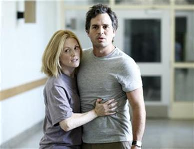 Julianne Moore and Mark Ruffalo in a scene from ''Blindness''. REUTERS/Miramax Films/Handout