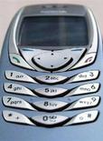 <p>Un modello di telefono cellulare Nokia. TECOM REUTERS/Catherine Benson</p>