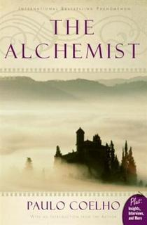 The cover of ''The Alchemist'' by Brazilian writer Paulo Coelho. Coelho's novel, which has sold an estimated 30 million copies worldwide, tells the story of Santiago, an Andalusian shepherd boy who travels to Africa in search of his dream and meets the alchemist along the way. REUTERS/HarperCollins