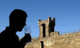 <p>Una degustazione di Brunello a Montalcino REUTERS/Max Rossi/files</p>