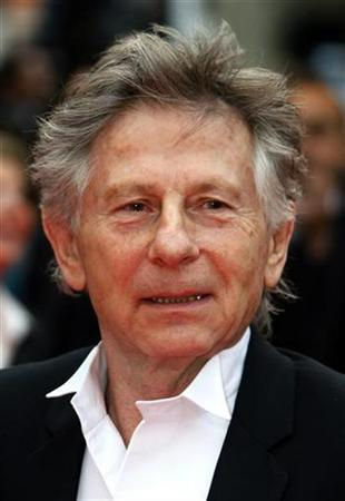 Roman Polanski arrives for the award ceremony at the 61st Cannes Film Festival May 25, 2008. REUTERS/Jean-Paul Pelissier