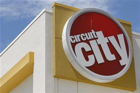 A Circuit City store is seen in Dallas, Texas June 19, 2008. REUTERS/Jessica Rinaldi