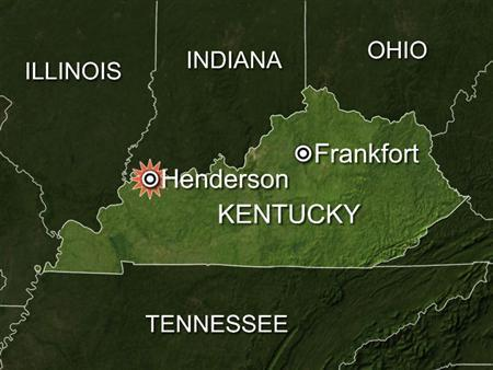 A gunman shot and killed four people at a factory in Kentucky early on Wednesday and then killed himself, according to local media. T REUTERS/Graphics