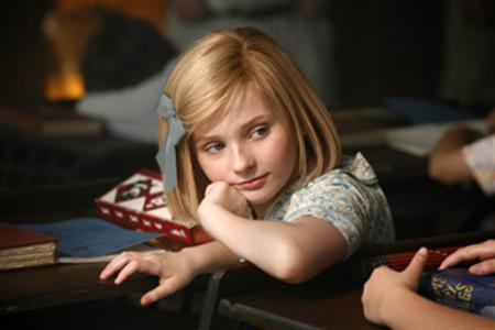 Abigail Breslin in a scene from ''Kit Kittredge: An American Girl''. REUTERS/Picturehouse/Handout