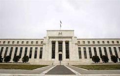 <p>Il palazzo della Fed a Washington. REUTERS/Jason Reed (UNITED STATES)</p>