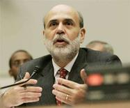 <p>Ben Bernanke REUTERS/Larry Downing</p>