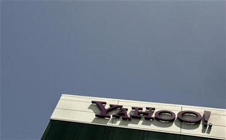 The headquarters of Yahoo Inc. is shown in Sunnyvale, California May 5, 2008. . REUTERS/Robert Galbraith