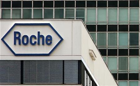 A general view shows the headquarter of Swiss drugmaker Roche in Basel, July 21, 2008. REUTERS/Christian Hartmann