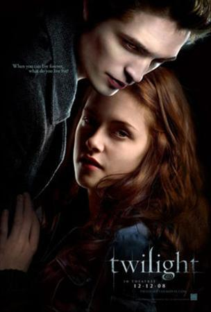 A promotional poster for the highly anticipated adaptation of the Stephenie Meyer teen vampire romance novel ''Twilight''. REUTERS/Summit Entertainment/Handout