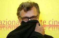 <p>Il regista tedesco Wim Wenders REUTERS/Alessia Pierdomenico</p>
