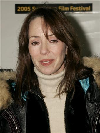 Actress Mackenzie Phillips is shown at the Sundance Film Festival in Park City, Utah in this January 23, 2005 file photograph. Phillips was arrested August 27, 2008 at Los Angeles International Airport on suspicion of drug possession, according to airport police. Police said the actress was going through security screening and was 'found to be in possession of what appeared to be a small amount of heroin and cocaine.' REUTERS/Fred Prouser/Files