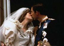 <p>Una immagine del matrimonio fra il principe Carlo e Lady Diana. FRANCE DIANA</p>