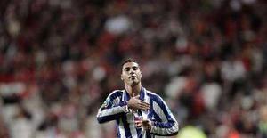 <p>Ricardo Quaresma con la maglia del Porto. REUTERS/Nacho Doce (PORTUGAL)</p>