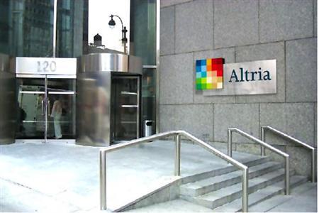An Altria office is seen in a handout photo. REUTERS/Handout