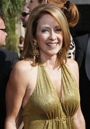 Actress Patricia Heaton of the series ''Back to You'' and ''Everybody Loves Raymond'' arrives at the 59th Primetime Emmy Awards in Los Angeles, California September 16, 2007. REUTERS/Lucy Nicholson