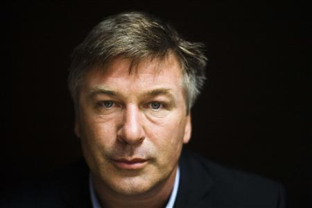 Actor Alec Baldwin of the film ''LymeLife'' poses during the 33rd Toronto International Film Festival September 8, 2008. REUTERS/Mark Blinch