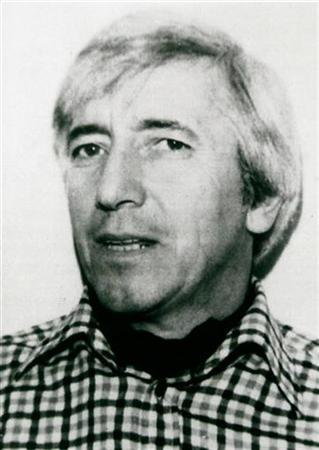 Bulgarian dissident Georgi Markov in an undated photo. Bulgaria has decided to extend its investigation into the 1978 murder of Markov in London with a poison-tipped umbrella, a top investigator said on Wednesday. REUTERS/Handout