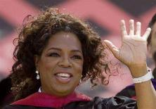 <p>Oprah Winfrey. REUTERS/Kimberly White (UNITED STATES)</p>