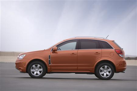 A 2008 Saturn Vue is seen in an undated handout photo. REUTERS/General Motors/Handout