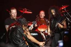 """<p>A banda Metallica, cujo disco """"Death Magnetic"""" ficou em primeiro lugar na parada Billboard 2000, divulgada em 25 de setembro de 2008.</p>"""