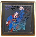 <p>Fan di Superman salvano all'asta la casa del supereroe. REUTERS/Abergs Museum/Handout</p>