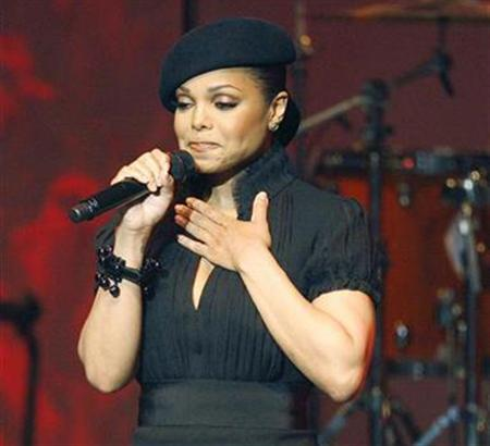Singer Janet Jackson in Beverly Hills, September 4, 2008. REUTERS/Mario Anzuoni