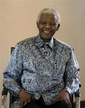 <p>Nelson Mandela. REUTERS/Siphiwe Sibeko (SOUTH AFRICA)</p>